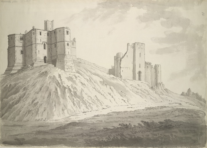 Warkworth Castle f.86